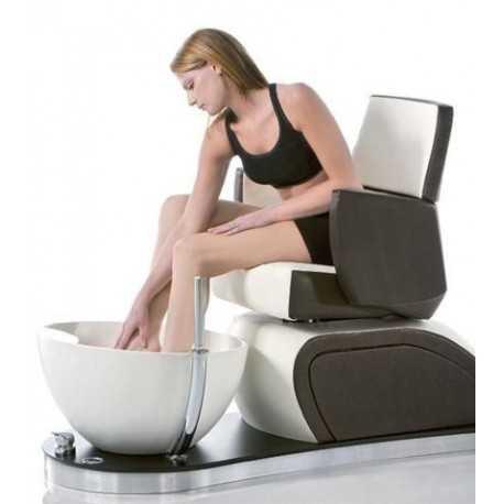 LONG ISLAND Fotel kosmetyczny do pedicure