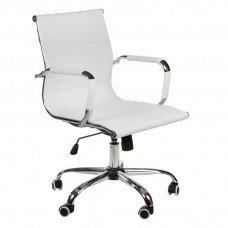 BX-5855 Fotel biurowy Biały