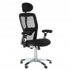 BX-4147 Fotel biurowy Czarny