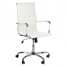BX-1931M Fotel biurowy Biały