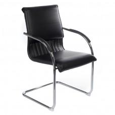 BX-SH013 Fotel konferencyjny / do poczekalni Biały