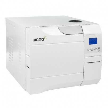 Autoklaw medyczny LAFOMED MONA LCD 12L, kl.B z drukarką