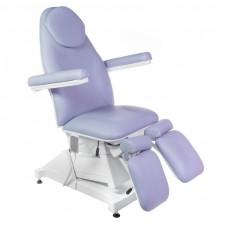 Fotel kosmetyczny AMALFI Lawendowy