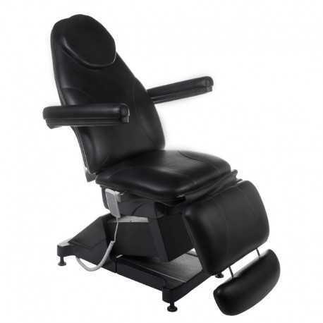 Fotel kosmetyczny AMALFI Czarny