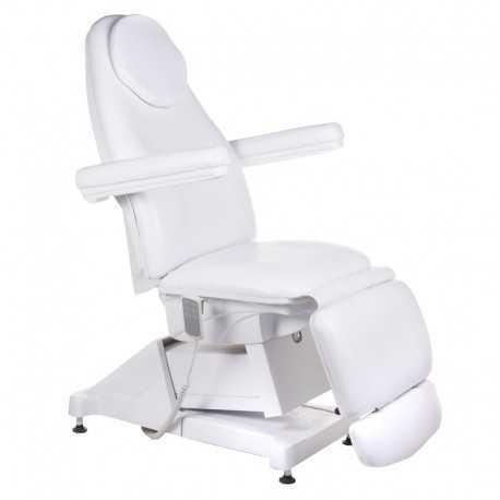 Fotel kosmetyczny AMALFI Biały