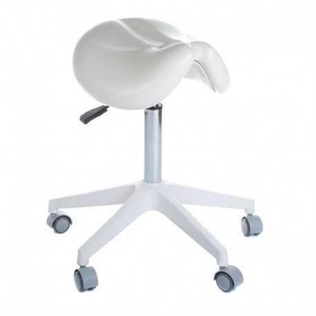 Taboret medyczny BD-Y922 Biały