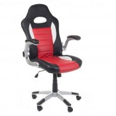 Fotel biurowy RACER CorpoComfort BX-6923 Czerwony
