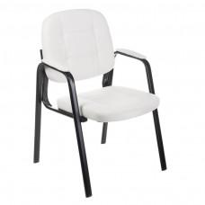 Fotel konferencyjny BX-706 Biały
